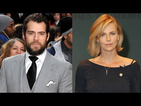 Fifty Shades Darker Casting Rumors- Henry Cavill & Charlize Theron