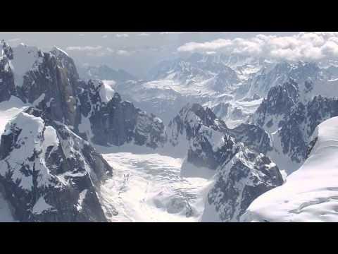 Flight over Denali National Park - Alaska