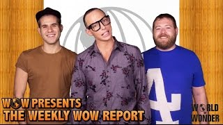 Video WOWPresents The Weekly WOW Report with Alyssa Edwards! download MP3, 3GP, MP4, WEBM, AVI, FLV Januari 2018