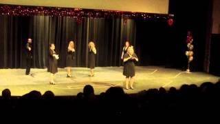 Rumor Has It/Someone Like You - LCC Star Search 2012 - Nicole Beauchamp & Cre Dishaw
