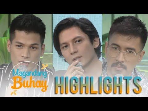 Magandang Buhay: The boys of