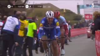 Philippe Gilbert rattrape Nils Politt, Peter Sagan craque