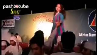 Nadia Gul SeXi Dance 2014 Album Dowa Gulona Singer Nazia Iqbal Part 3