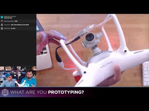 3D Hangouts - UFO Drone, Delta Go, Netflix and Halloween