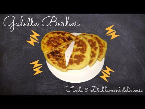 recette-galette-berber-farcie-  -facile,-rapide-et-délicieuse-(eng-sub)