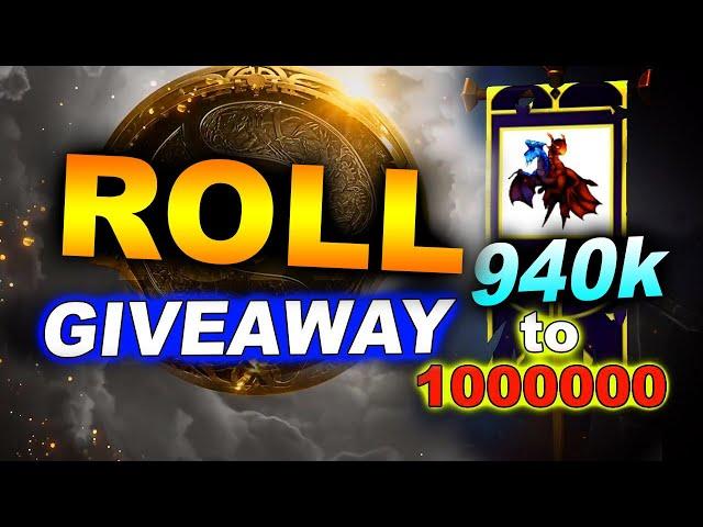 10x BattlePass 940k - Giveaway Roll!