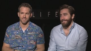 Ryan Reynolds and Jake Gyllenhaal Admit Their Friendship is More Than Just a Bromance: