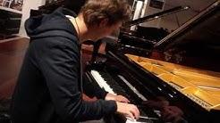 Unglaublich Schöne, Bewegende Klaviermusik
