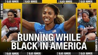 Running While Black in America Pt. 1 | Kori Carter | 2 BLACK RUNNERS