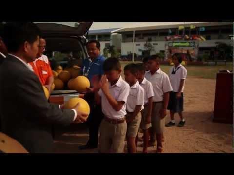 Chevrolet One World Futbol Caravan #2 to Northeast Thailand (720p HD)