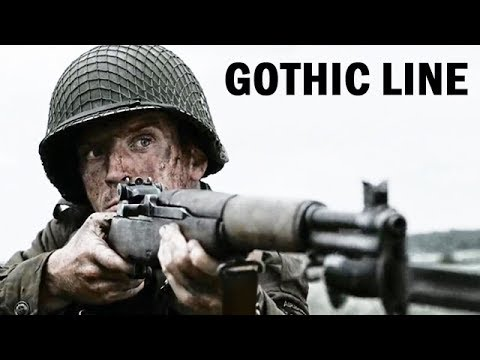 Allies Break Through the German Gothic Line | World War 2 Documentary | 1963
