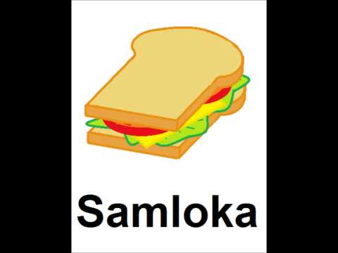 Icelandic Lesson #9: Fast Food - Plural and Singular, Pronunciation