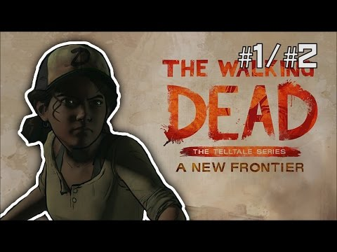Twitch Livestream | The Walking Dead: A New Frontier Ep 1 & 2 [Xbox One]