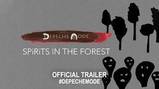 Скачать Depeche Mode SPIRITS In The Forest 2019 Official Trailer HD