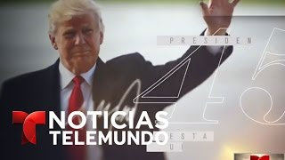 Donald Trump vs los dreamers | Noticiero | Noticias Telemundo