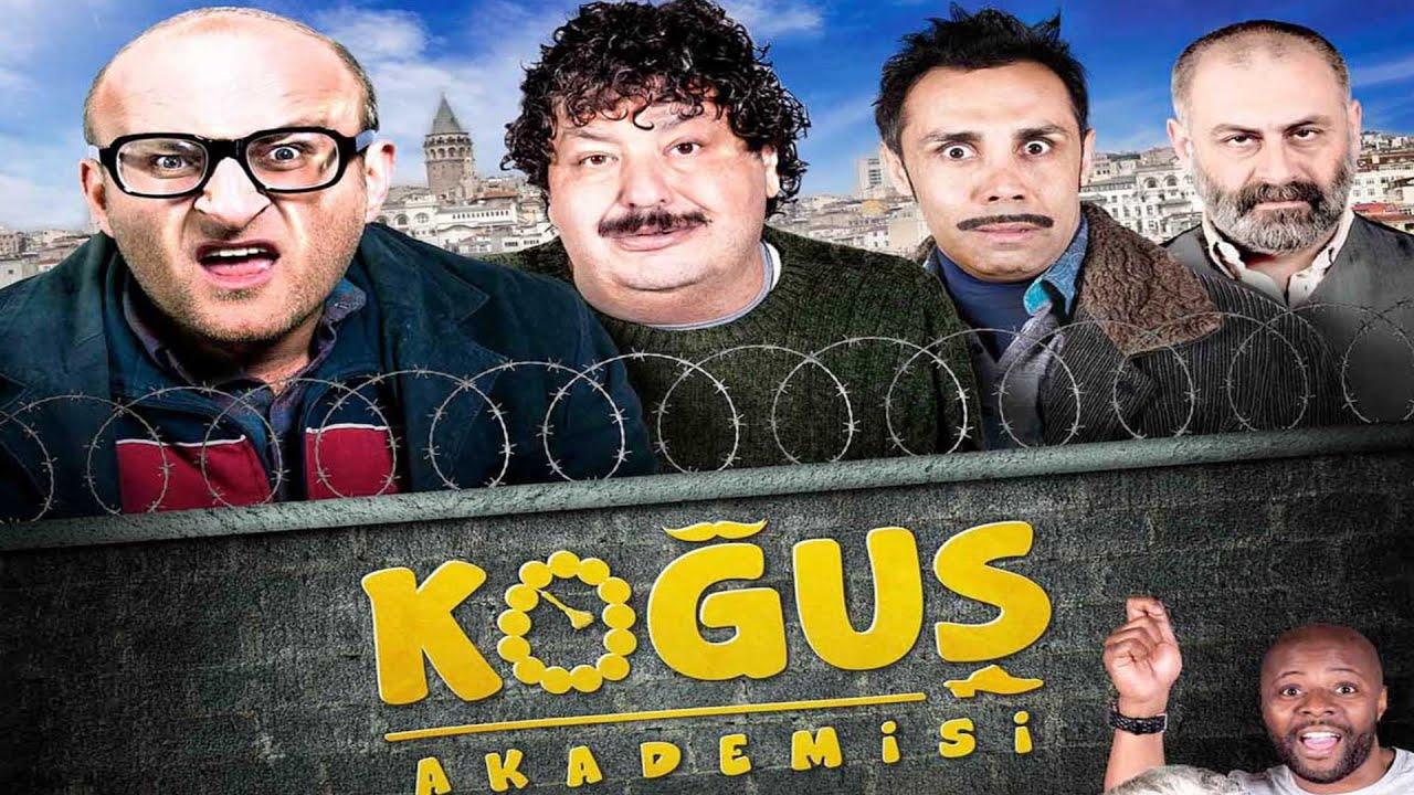 Koğuş Akademisi   Türk Komedi Filmi Tek Parça