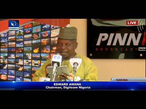 Edward Amana Presents Chronicle Of Digital Switch Over In Nigeria