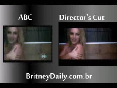 Womanizer - Censored x Uncensored - Version - Britney Spears