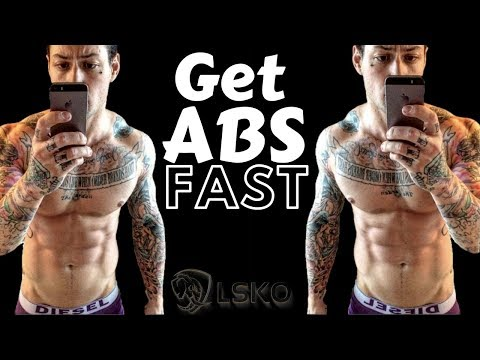 How To Get Fit Fast | Six Pack Abs – Kids Teenagers and Adults | MACROS / Vlog Ep. 1