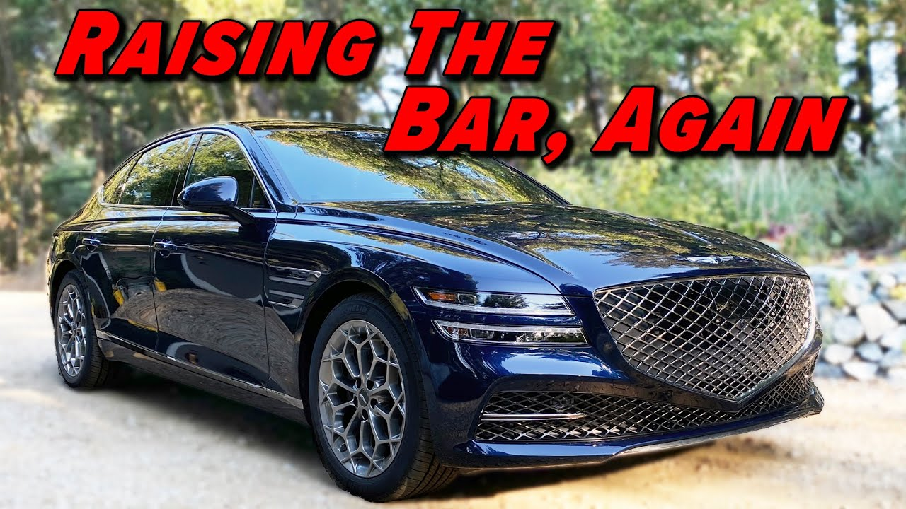 Download Taking Genesis To The Next Level | The All New Genesis G80