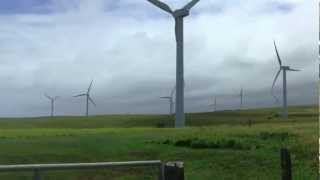 Wind Farms in Hawaii