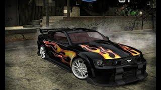Установка винилов соперников ЧЁРНОГО СПИСКА (Need For Speed: Most Wanted)