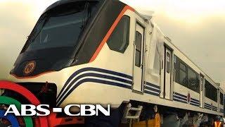 Mga bagong tren ng PNR mula Indonesia ipinasilip  TV Patrol