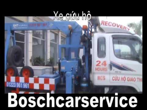 Cứu hộ giao thông Boschcarservice