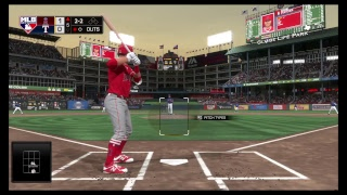MLB 18 The Show-LA Angels of Anaheim at Texas Game 2