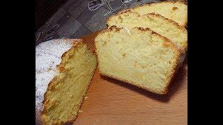 Нежный КЕКС на кислом молоке или кефире |Вкусно и Просто | Delicate Cake with sour milk