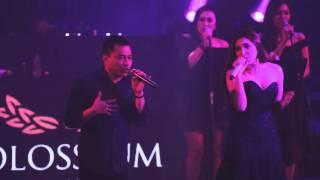 Anang & Ashanty - Rindu Ini at Colosseum Jakarta