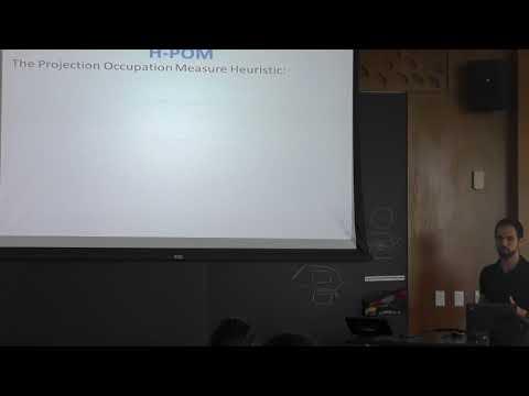 ICAPS 2017: Occupation Measure Heuristics for Probabilistic Planning