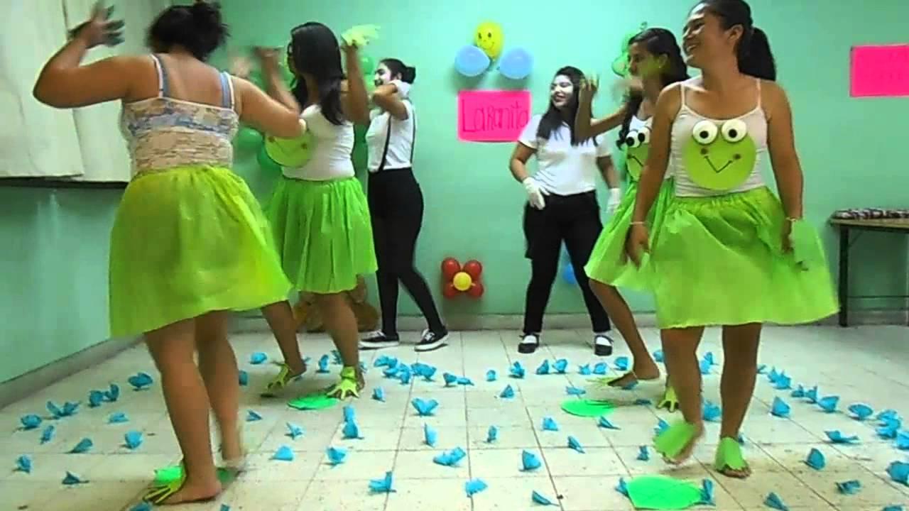 musica de tatiana el baile de la ranita
