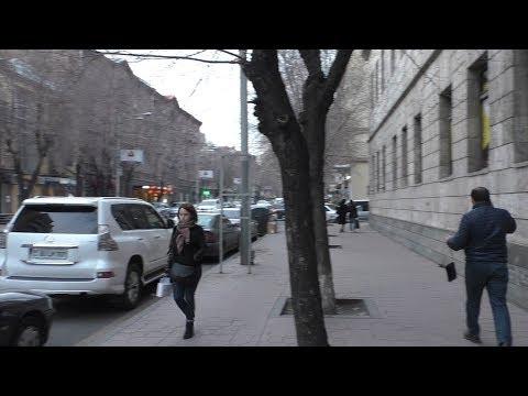 Yerevan, 11.03.19, Mo, Video-2, Babayanits Isahakyan Ev Alaverdyan+Tumanyan