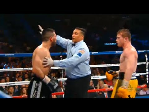 A boxing referee gets beaten undressed and fucked - 3 9