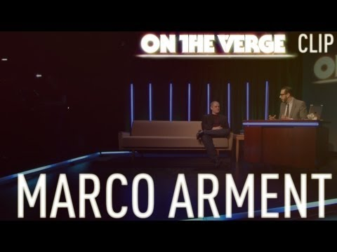 Marco Arment interview - On The Verge