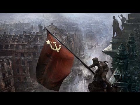Soviet Anthem Berlin [HD] [Captions]