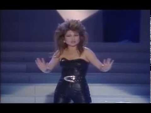 Pia Zadora Let's Dance Tonight