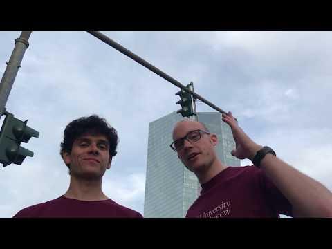 Study Abroad at Frankfurt: SRC – Adam Smith Business School Erasmus Tour Part 2