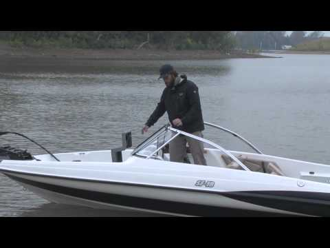 Triton Fish And Ski SF-18 W/Yamaha 150