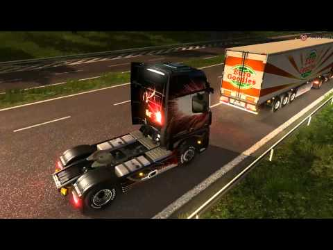 Let's Play Euro Truck Simulator #88 - Let`s Speicher Together  