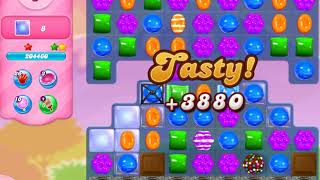Candy Crush Saga   level 496 no boosters
