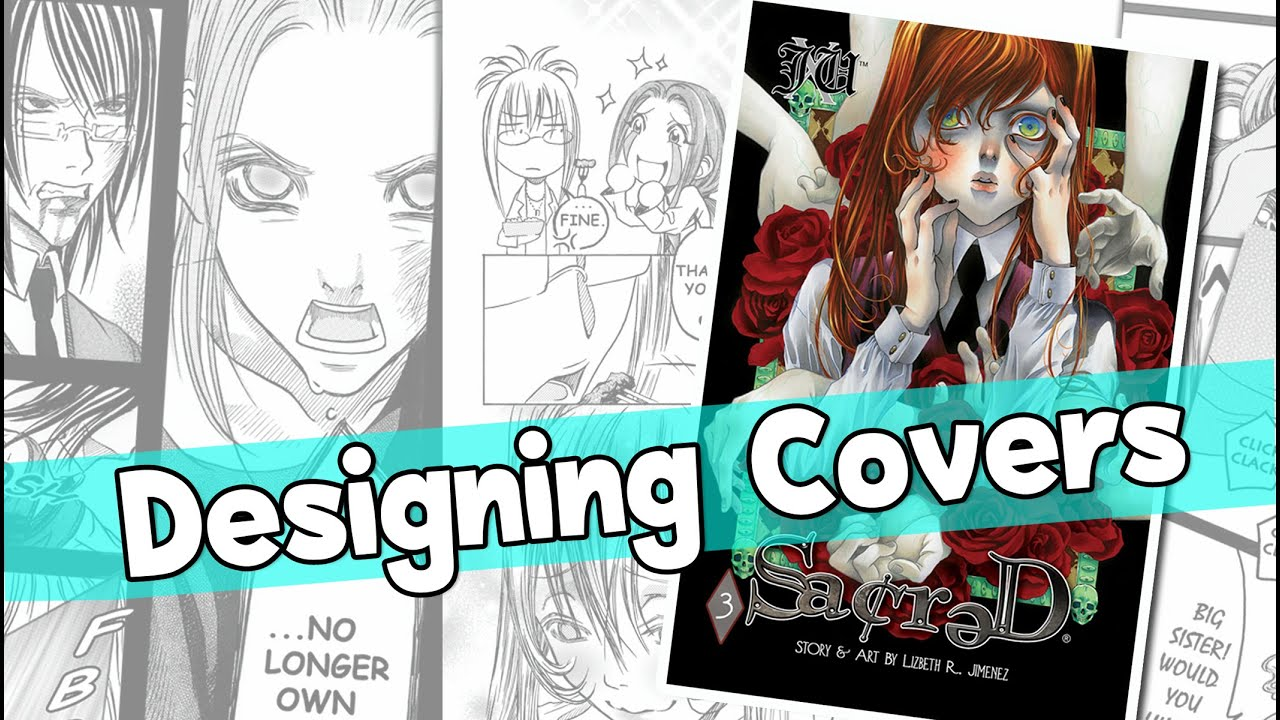 ❤Tips on How to Design Covers for Manga and Comics❤