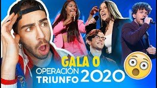 Alucinante Review GALA 0 OT 2020 MALBERT
