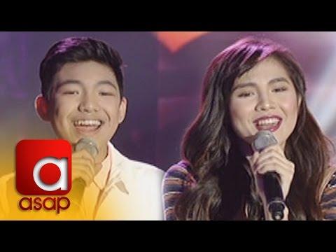 ASAP: Darren, Janella sing