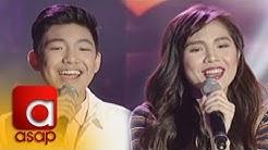 "ASAP: Darren, Janella sing ""Smile In Your Heart"""