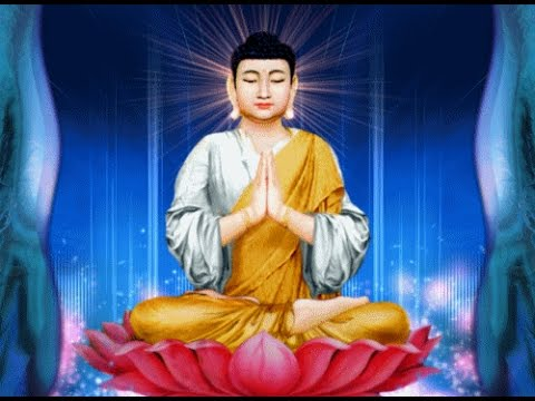 Buddhist Pure Land | Aspiration Mantra - YouTube