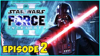 Star Wars The Force Unleashed 2 Gameplay walkthrough, Part 2