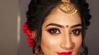 Indian Maharashtrian Makeup and hair Viraj Patil