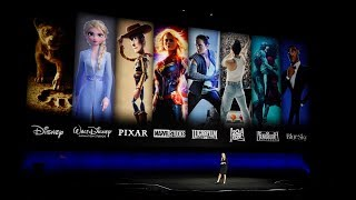 Disney Plus arrives Tuesday in Canada, the Netherlands and the U.S.